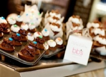 Bb's Coffee Muffins