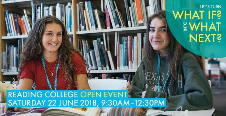 Reading College Open Event